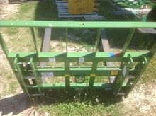 MDS 148 rail pallet forks