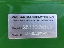 VASSAR 2822C09HDS