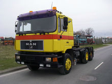Used 1993 Man 33-502