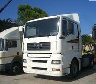 Used 2001 Man TGA 41