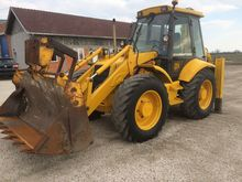 Used 1998 JCB 4CX in