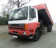 Used 1998 DAF CF65.2