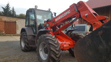 Used 2001 Manitou ML