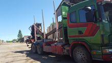 2001 Scania R144
