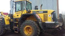 Used 2003 Komatsu WA
