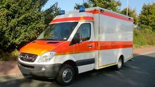2010 Mercedes-Benz Sprinter 516