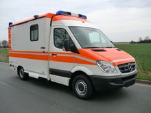 2008 Mercedes-Benz Sprinter 315