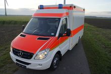 2008 Mercedes-Benz Sprinter 515