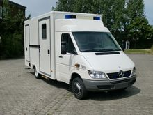 2005 Mercedes-Benz Sprinter 413