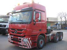 2008 Mercedes-Benz 2660 LS