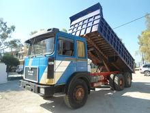 Used 1986 Man 26.280