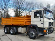 Used 1992 Man 33-422