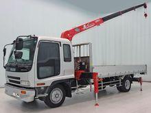 Used 2000 Isuzu Forw