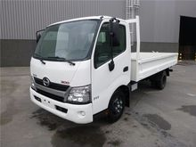 Used Toyota Hino in