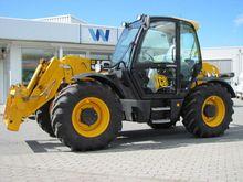 2012 JCB 541-70 Agri Tractor