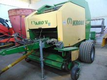 2007 Krone Vario Pack 1800