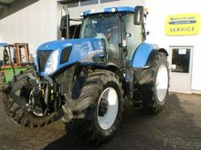 2013 Holland T 7.270 AC