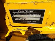 2007 John Deere 35D