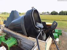 John Deere ROW CROP FENDERS