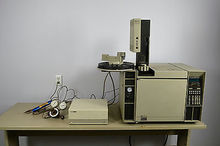 Used HP Chromatograp