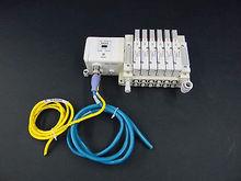 SMC EX250-SEN1 & SV2200-5FU Eth