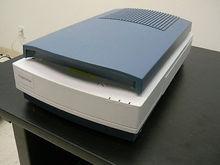 Umax Flatbed Scanner Powerlook