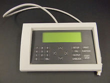 Beckman Coulter Controller Pad