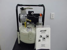 Jun-Air 600-25B Model Oil-Less