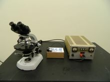 Carl Zeiss Microscope 4319746 A