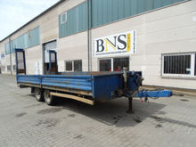 2005 Other Tr105 2-axle trailer