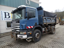 2001 Scania 94C 260 4x2 + Salt