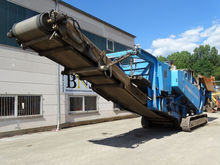 2008 Terex Pegson 1412UPE
