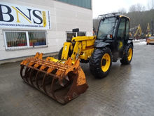 2008 JCB 541-70 telescopic load