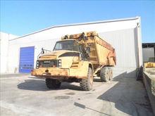 2002 CAT 735 Dumper