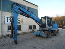 2007 Fuchs MHL 320 Up and over