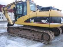 2006 CAT 318CL