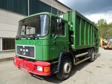 1993 MAN 18.232 Waste trucks