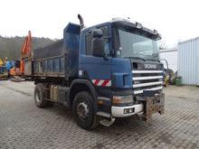 2001 Scania 94C 260 4x2 2-sided