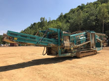 2011 Powerscreen Chieftain Warr