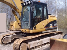 2006 CAT 320DL LR