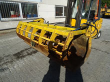 2011 CAT 908/906 Shovel with sw