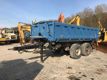 2000 Obermaier three-way tipper