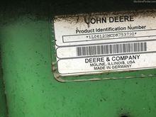 2013 John Deere 6125M