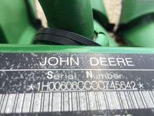 2013 John Deere 606C