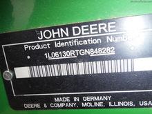 2016 John Deere 6130R