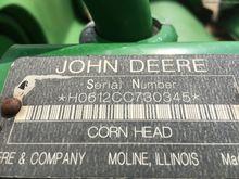2009 John Deere 612C