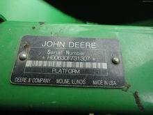 2009 John Deere 630F