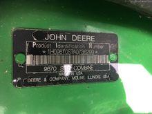 2010 John Deere 9670 STS