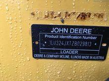 2012 John Deere 324J