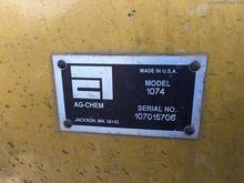 2006 RoGator 1074